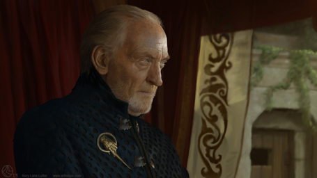 Tywin Lannister Study